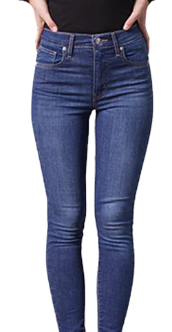 372d3c1fc608c Jeans super skinny mujer