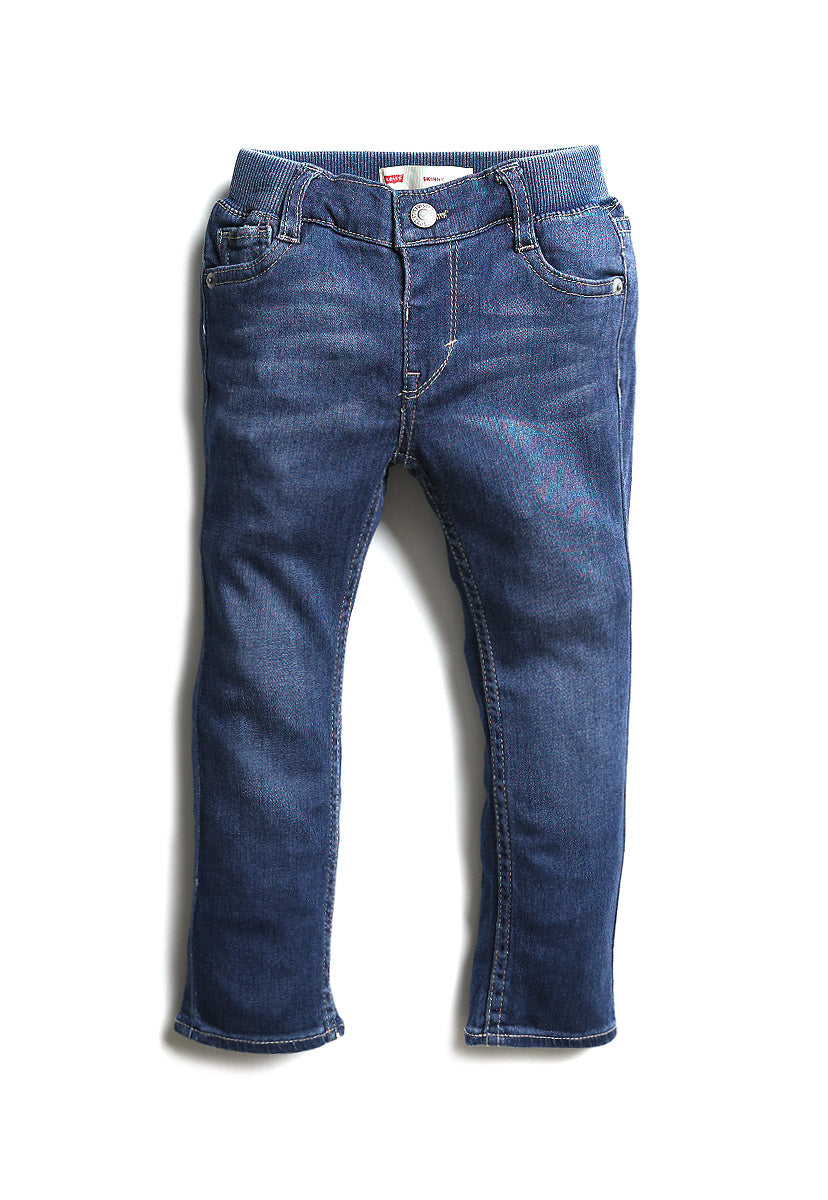 Toddler (2-3XA) Jeans Skinny Blue Winds