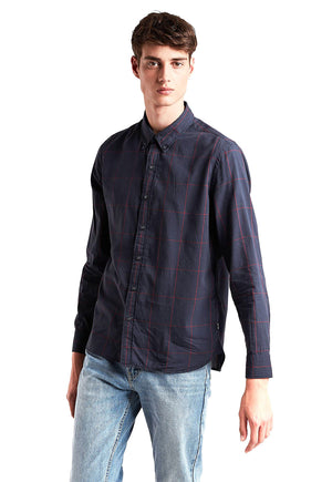 Long Sleeve Pacific No Pocket Shirt