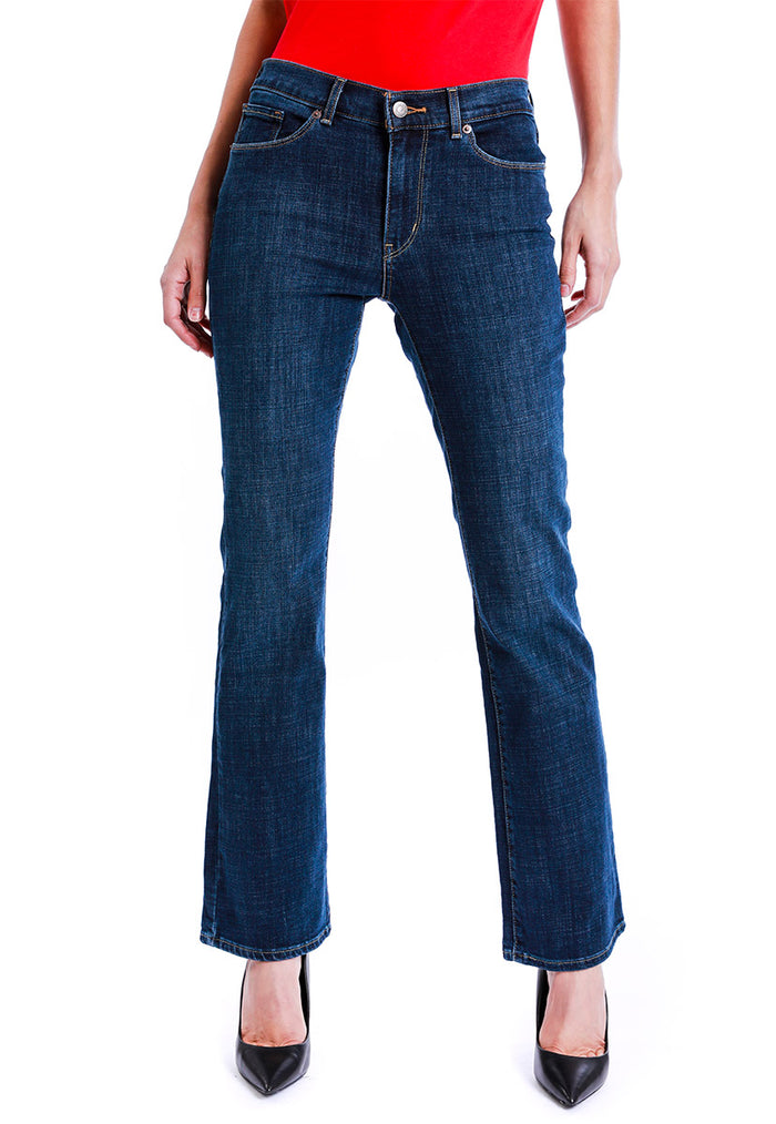 2b35ee09e Jeans bootcut mujer
