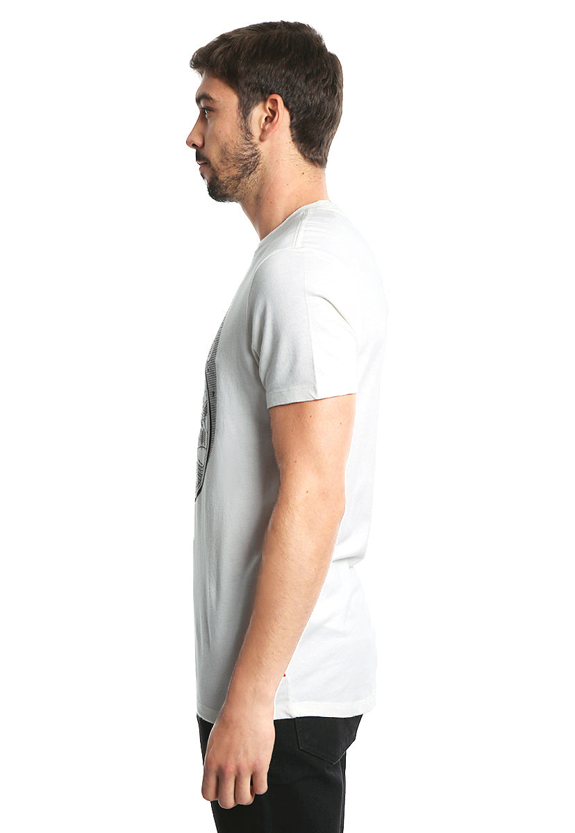 Commuter™  Drop Hem Tee Commuter Nightsky Cloud Da Commuter Nightsky Cloud Dancer