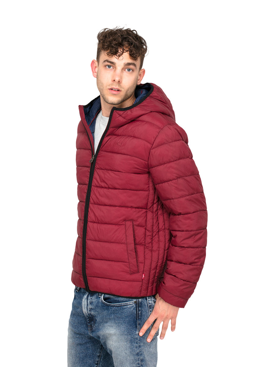 Chamarra Faux Down Jacket