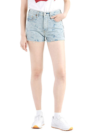 501® Levis High Rise Short X Peanuts