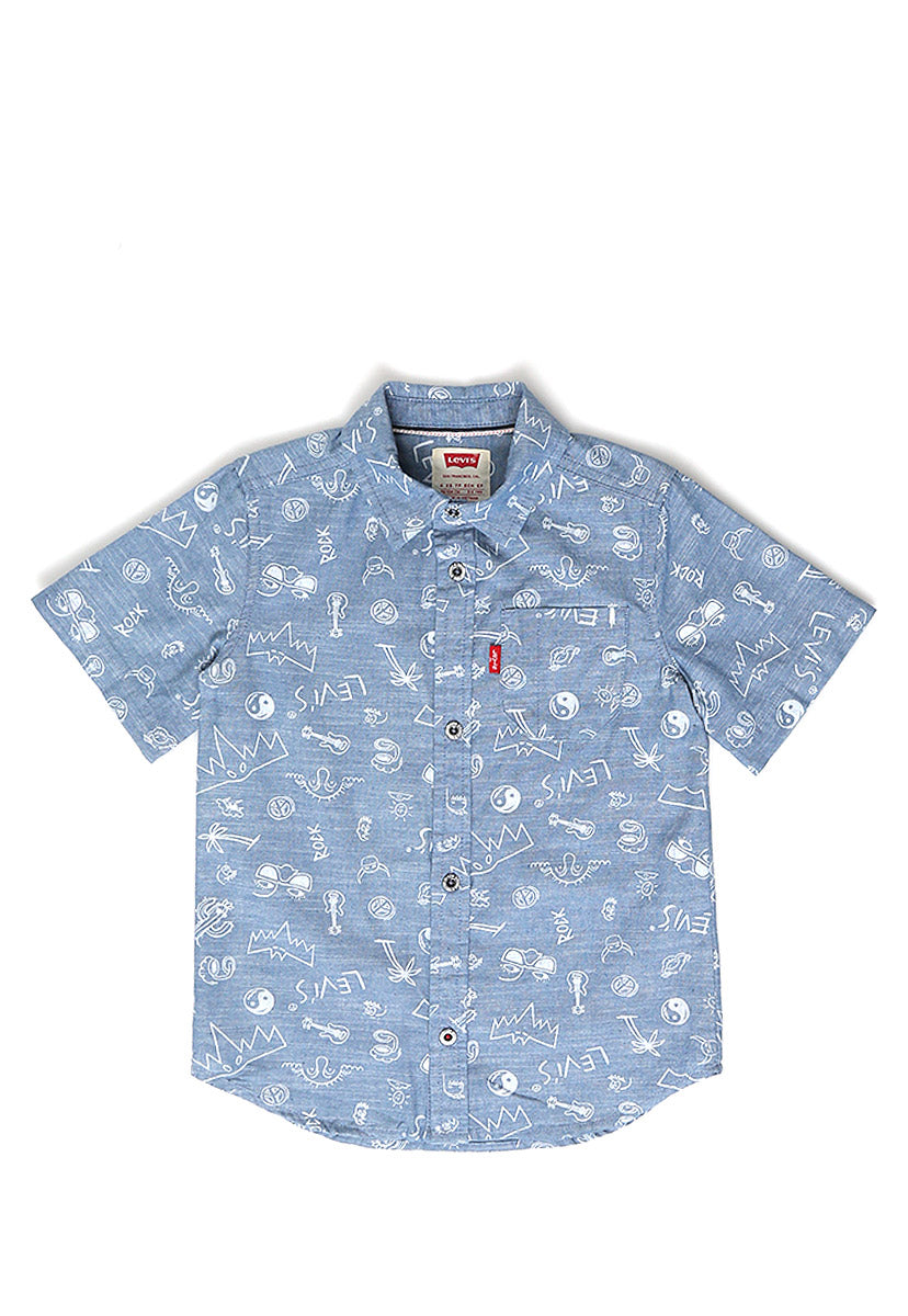 Camisa Manga Corta The Smith Short Sleeve Shirt Y8544 L2Y