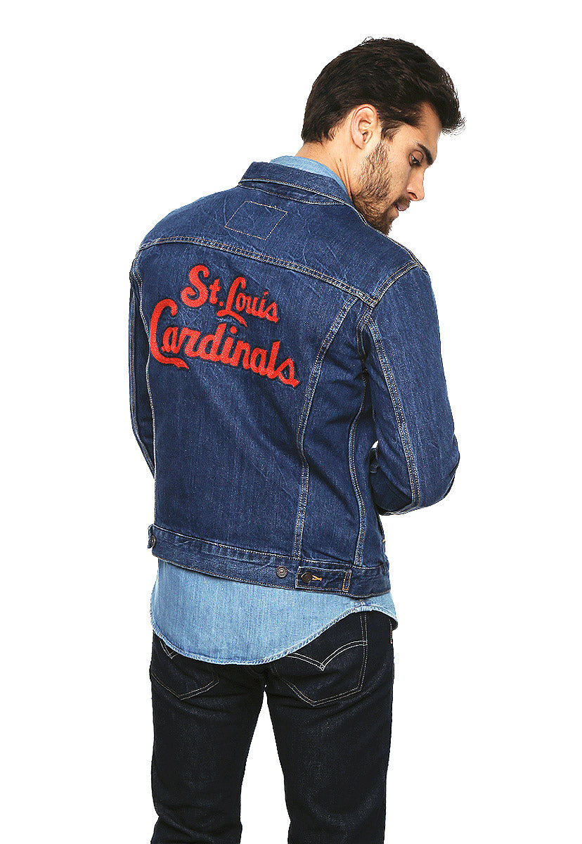 Levi´s ® MLB Denim Trucker
