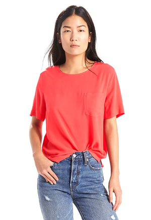Leilani One Pocket Tee