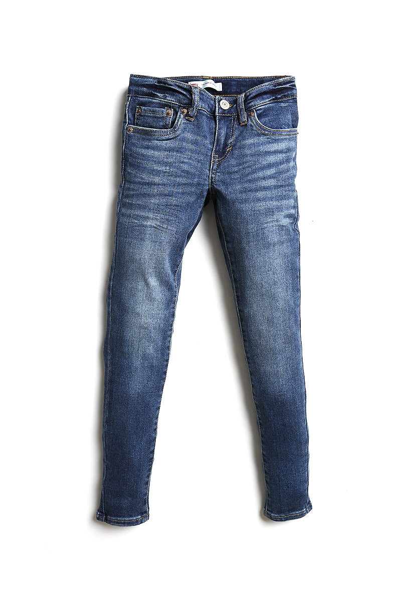 Girls (7-16A) Jeans Mellow Wave