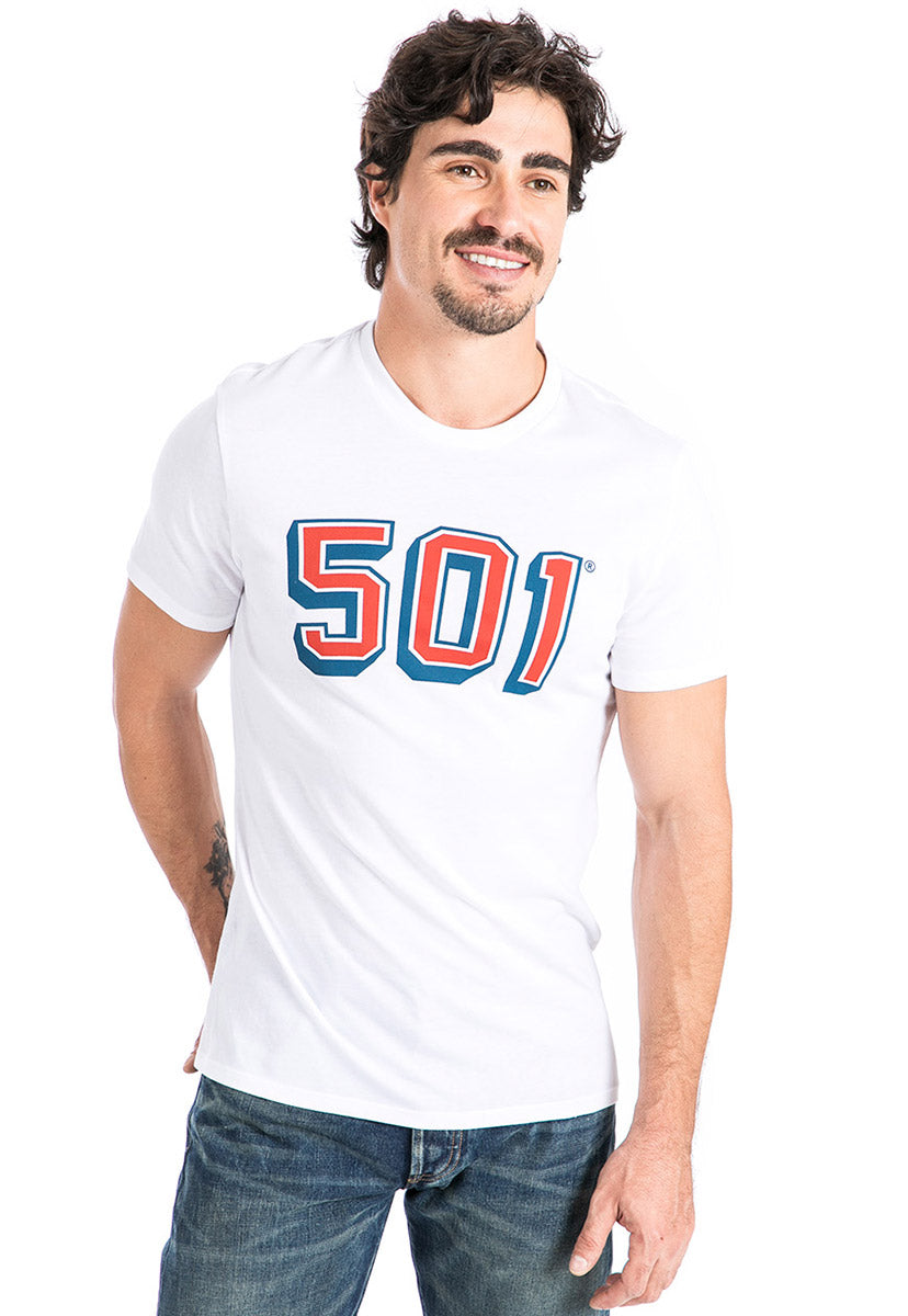 501 Graphic Tee