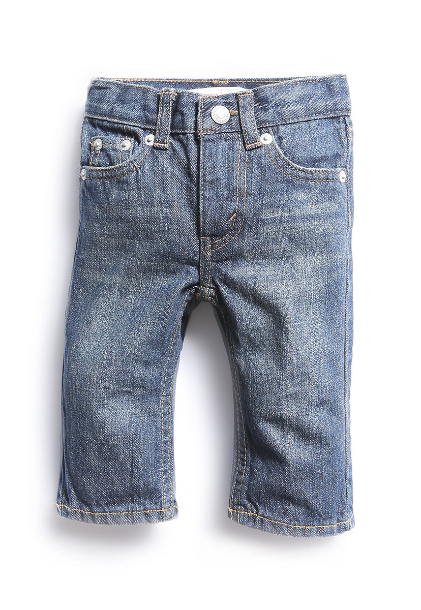 Baby (3-24M) Jeans Straight Rusted Rigid