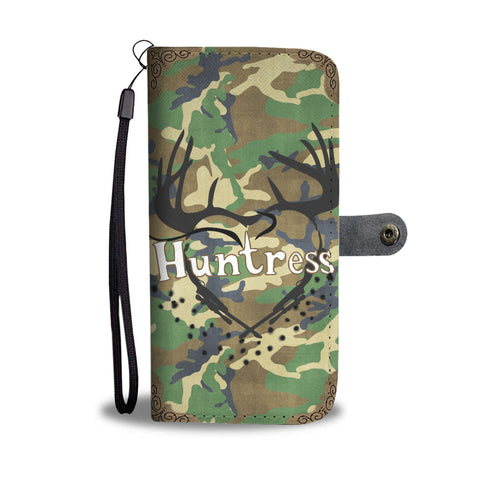 Awesome huntress wallet case