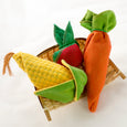 geo design : vegetable towel
