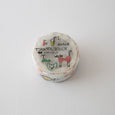 classiky : toraneko bonbon : cat washi tape