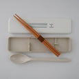 hakayo : spoon and chopsticks set