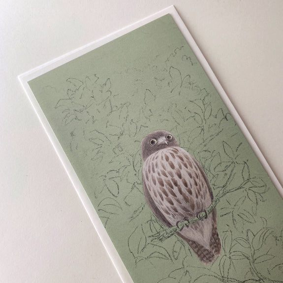 tobidustry pop-up bird card tall