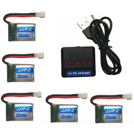 H36 Lipo High Performance Battery & Charger Kit