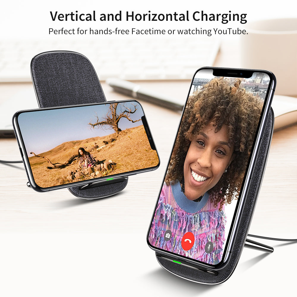 iPhone X Wireless Charging Stand