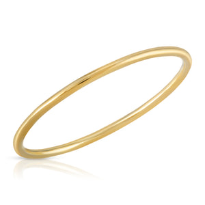 THIN STACKING RING