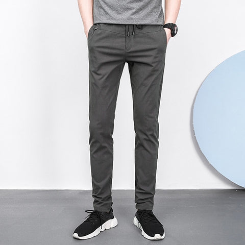 Slim Fit Stretch Cotton Pant | Pant |  Cotton Pant | Slim Fit Pant | Stretch Pant