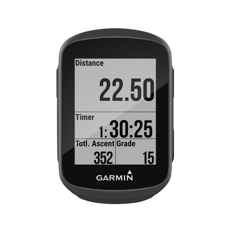 Garmin Edge 130 GPS HR Computer Bundle