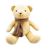 LOGOE BEAR WITH SCARF 18  INCHI