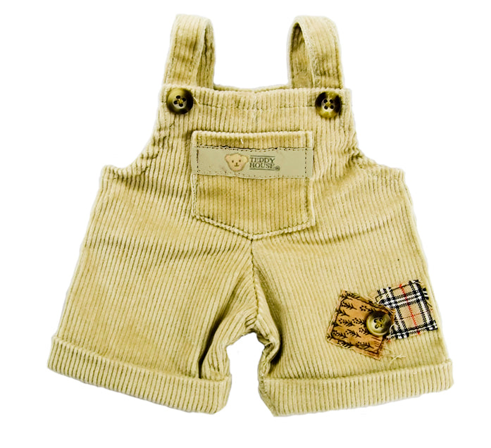 DUNGARESS 8 INCHI BEIGE
