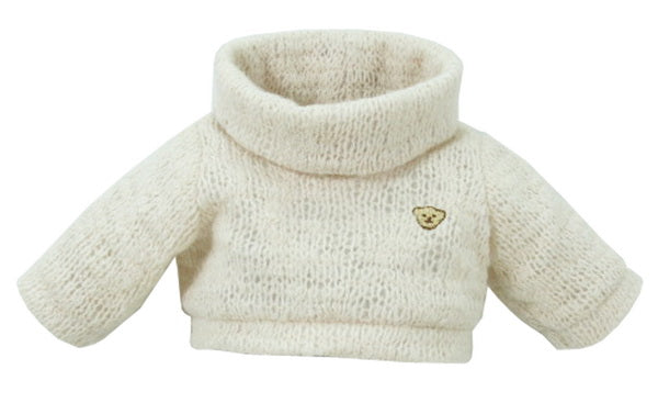 TURTLENECK BEIGE 14 INCHI