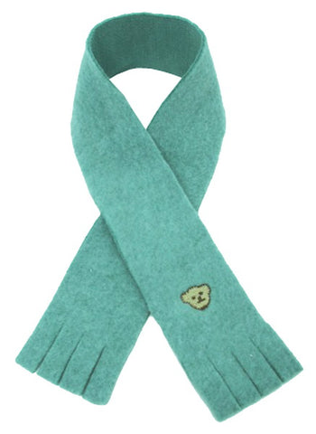 SCARF MINT WINTER