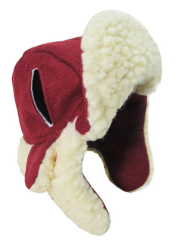 WINTER HAT MAROON