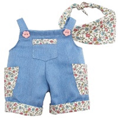 "DUNGAREES LITTLE FLOWER 12"" JEANS LOVER"
