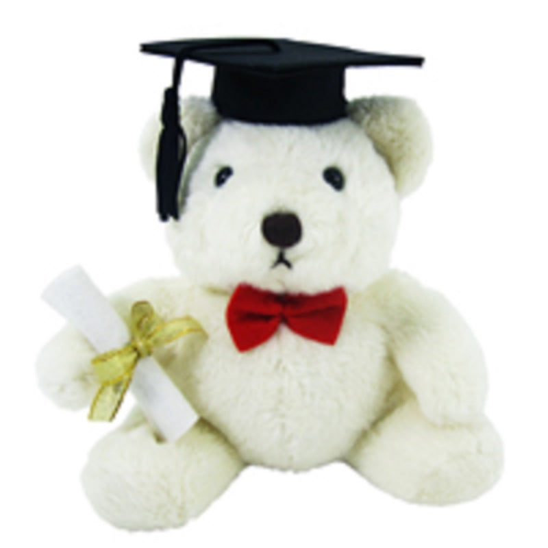 SPECIAL SET -  TEDDY IN LOVE GRADUATE 5 INCHI