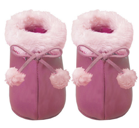SHOES PINK WINTER