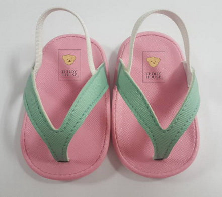 SHOES HAPPY VACAY PINK