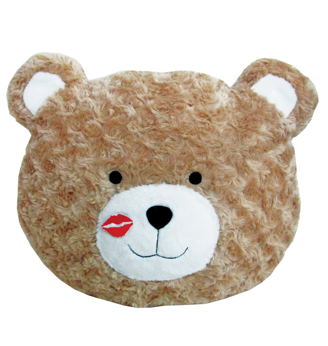 KISS ME BEAR CUSHION 15 INCHI KODE 051500001004