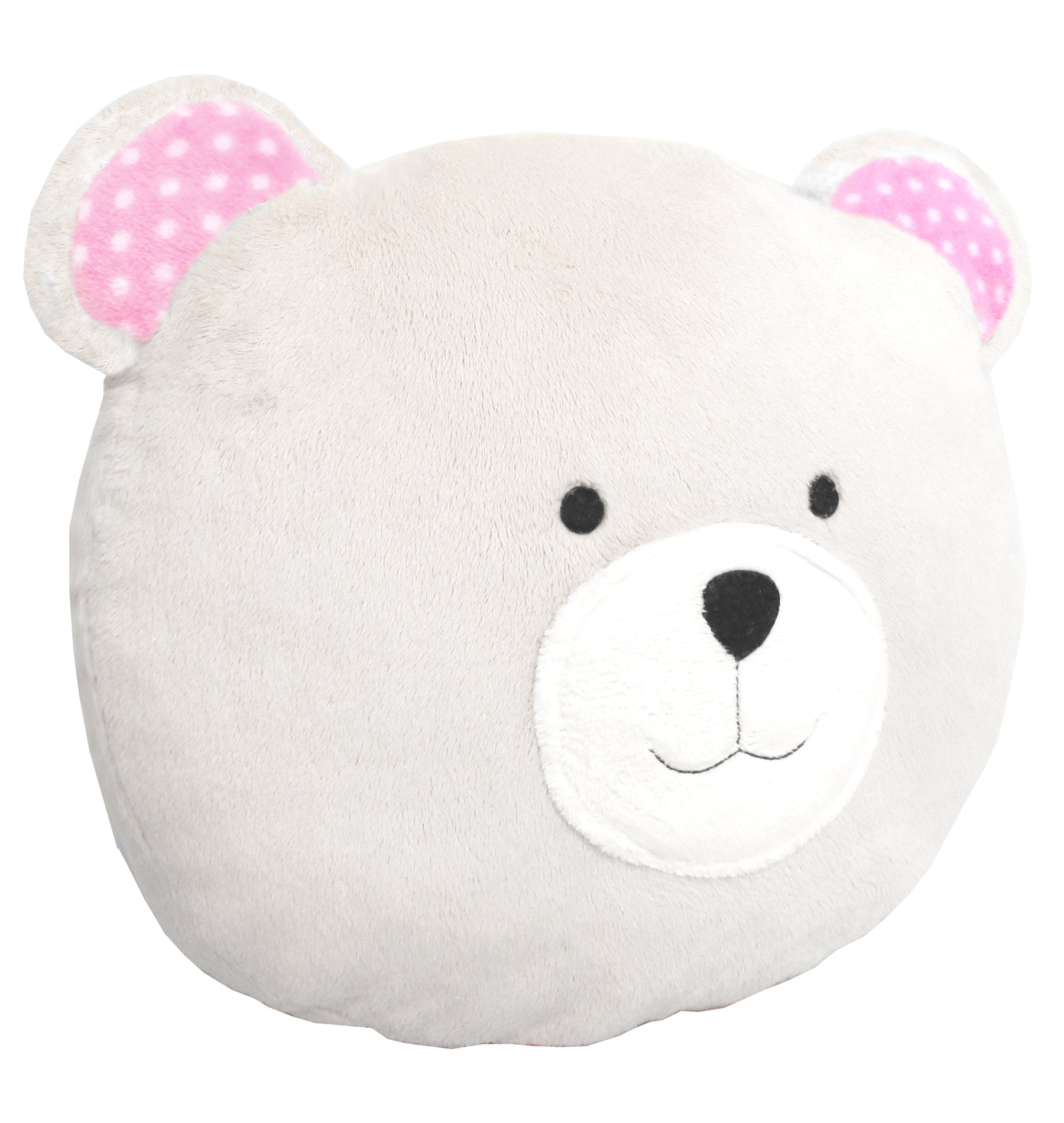 BEAR CUSHION SPC HOME 15""