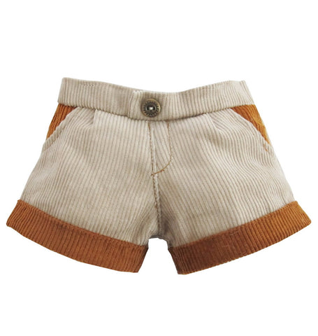 TWO TONE PANTS BEIGE SUNSHINE 12""
