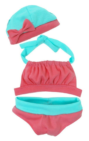 BIKINI SUMMER BEACH LOVER  12""