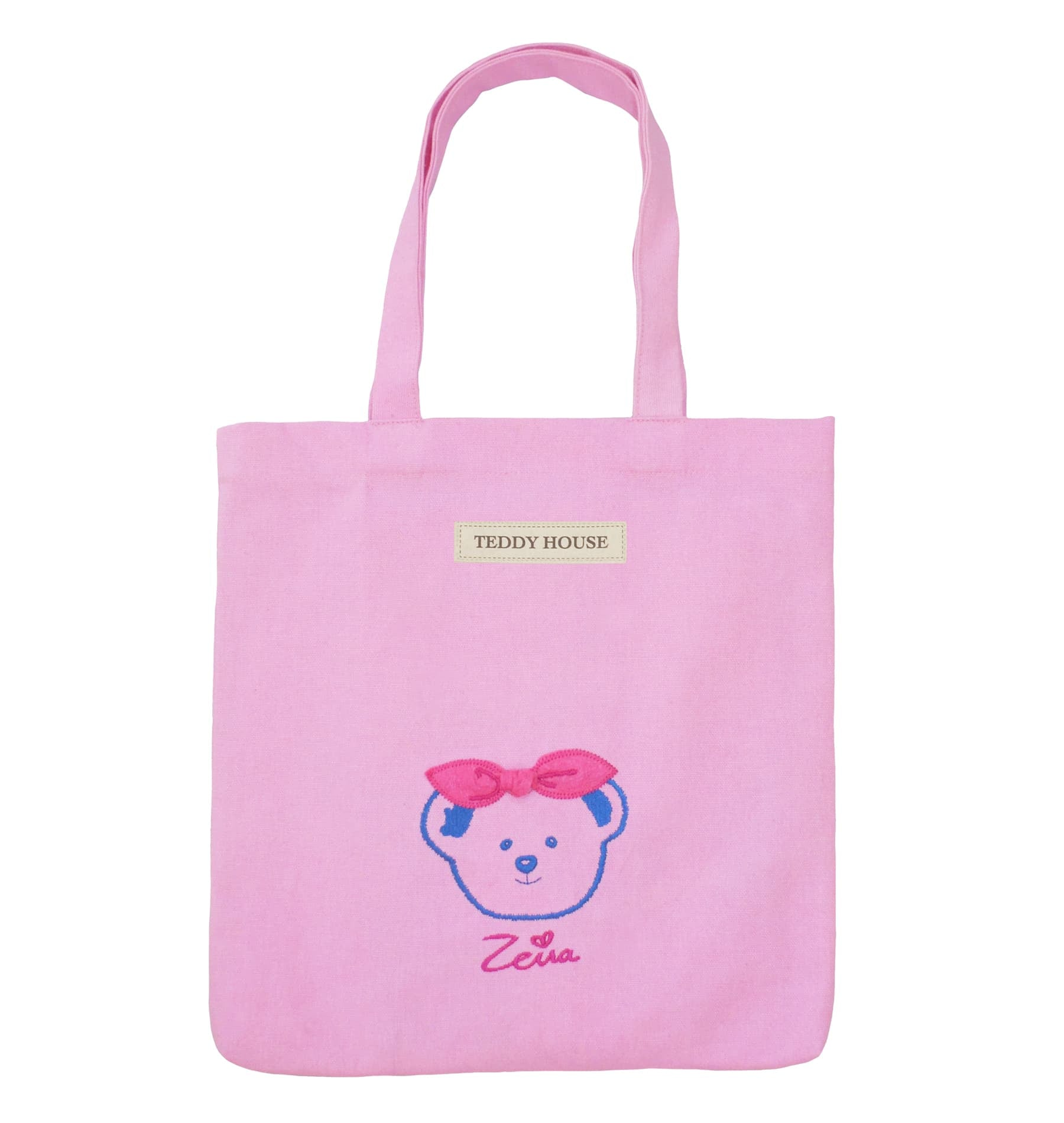 CANVAS BAG ZEIRA PINK 210100056004