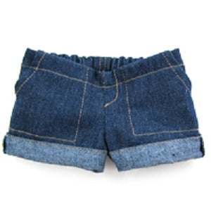"PANTS  05"" SHORT BLUE"