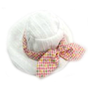"HAT 12"" WHITE LADY"