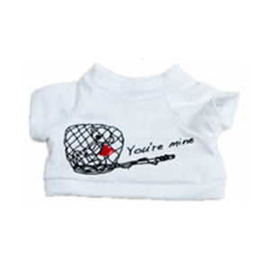 T-SHIRT 12`` YOU'RE MINE