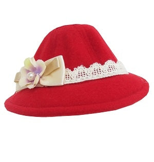 WINTER HAT RED COLOR