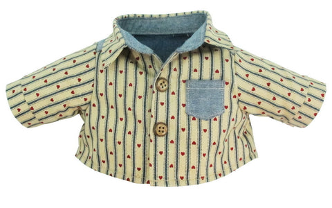 "SHIRT 14"" TEDDY IN COUNTRY"