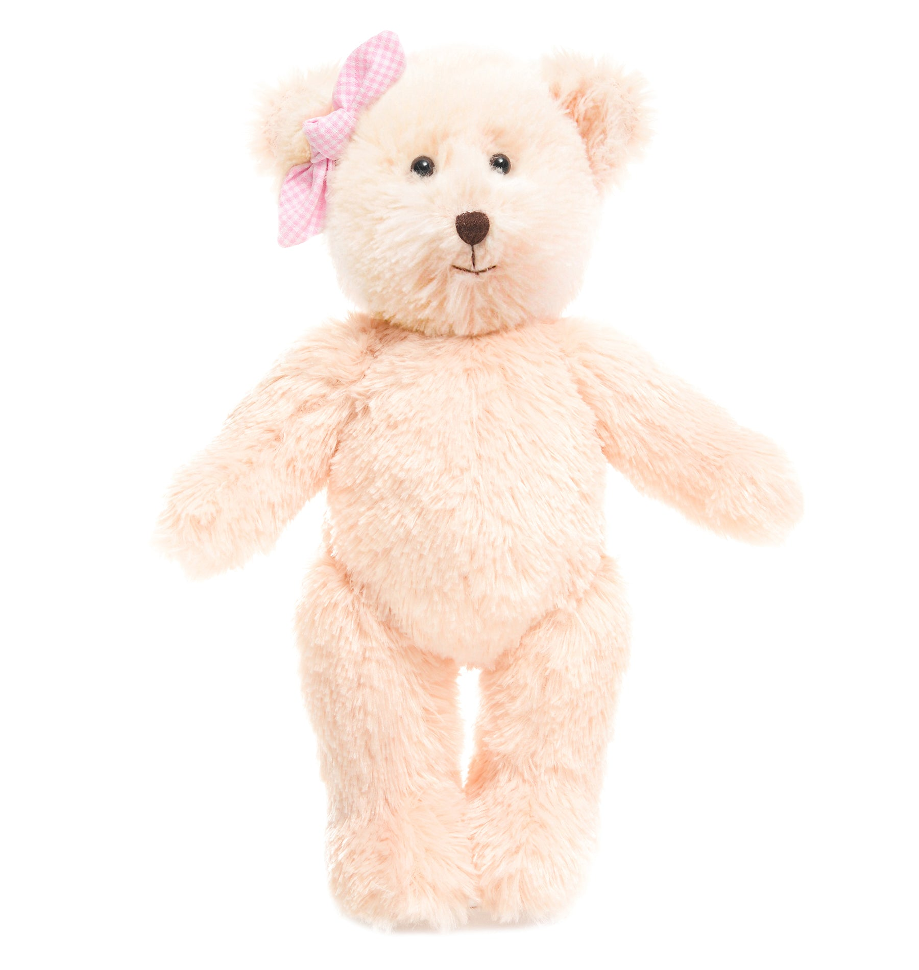 "TEDDY HOUSE BONEKA TEDDY BEAR ZEIRA BEAR 12"" JOINT"