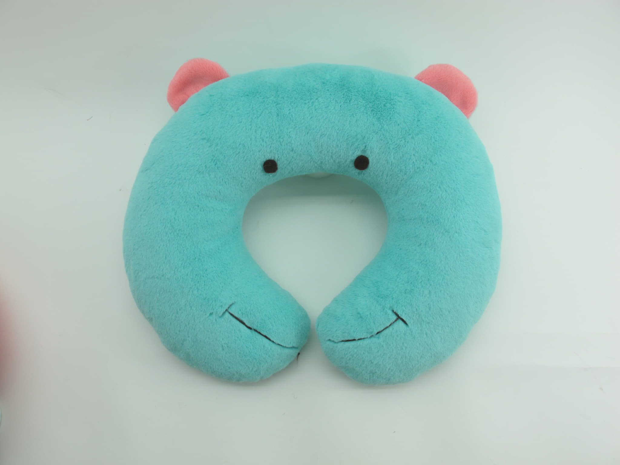 NECK CUSHION MINT COLOR