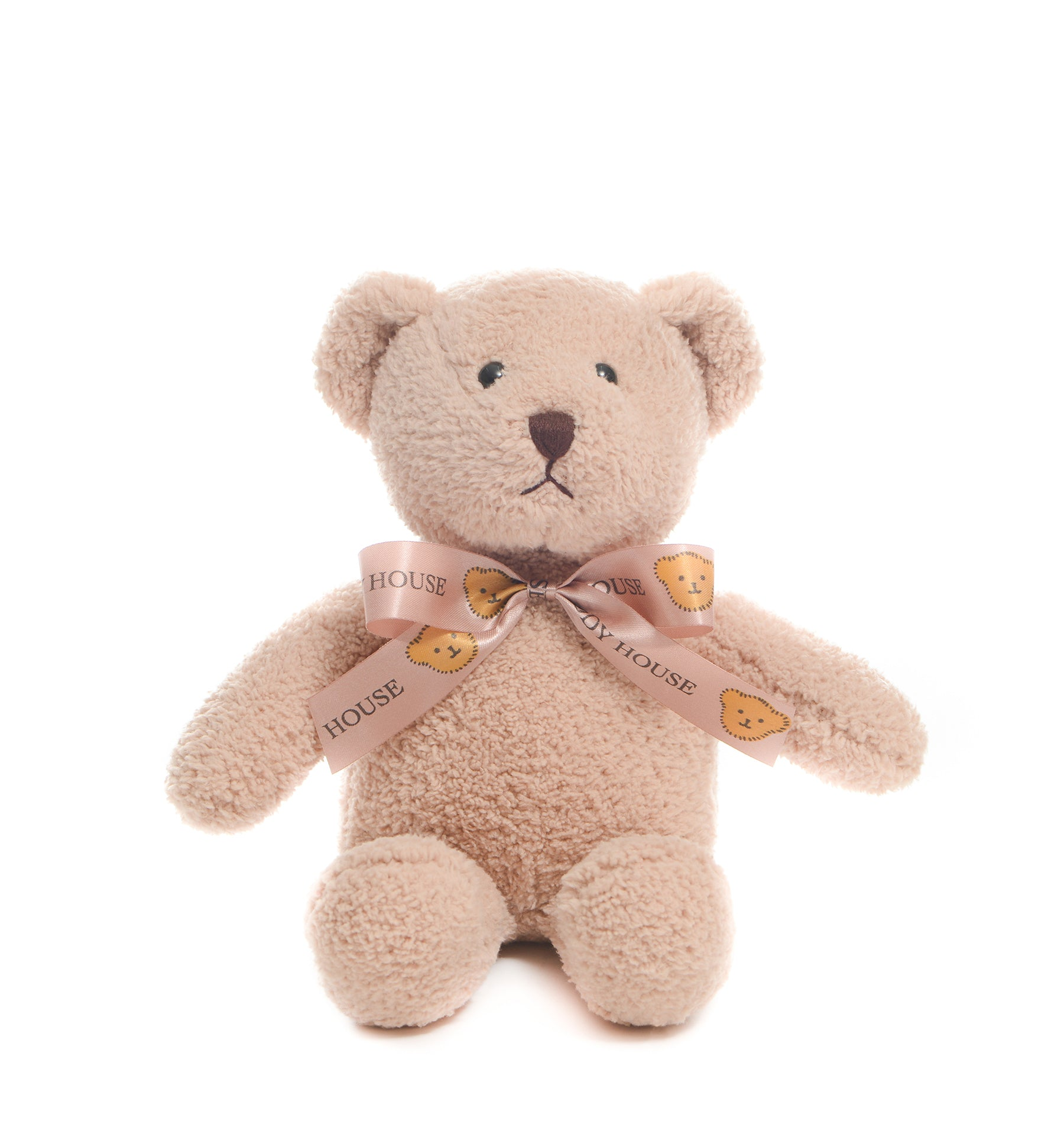 TEDDY HOUSE BONEKA TEDDY BEAR PP BROWN 08 INCHI