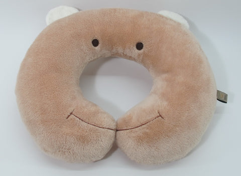 NECK CUSHION BEIGE