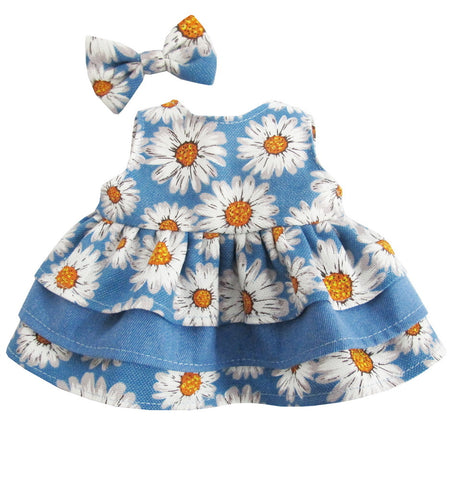 DAISY DRESS SUNSHINE 10""