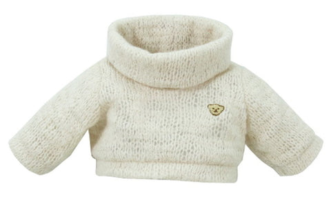 TURTLENECK CREAM WINTER 10""
