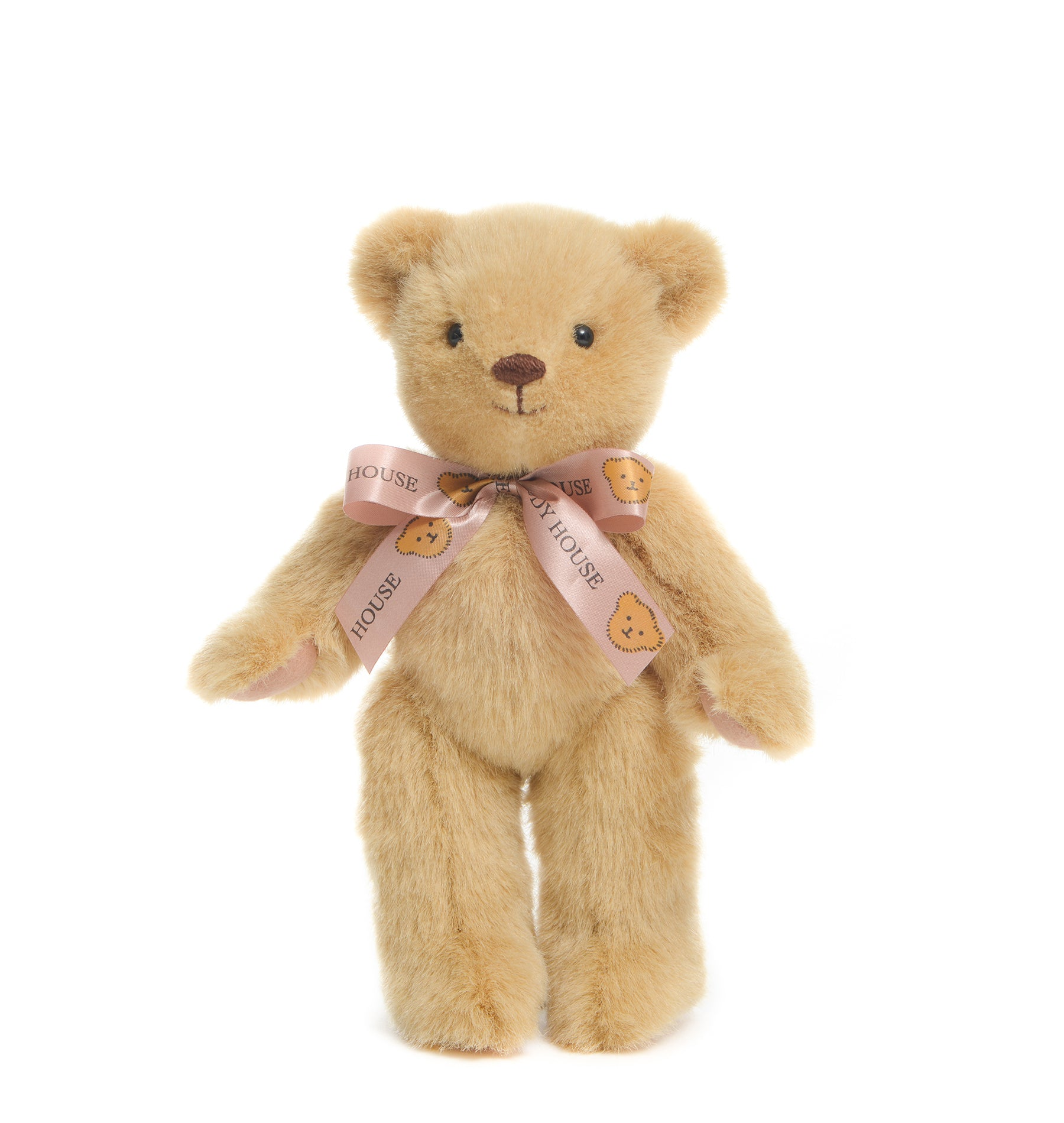 TEDDY HOUSE BONEKA TEDDY BEAR ROSE BEAR 10 INCH