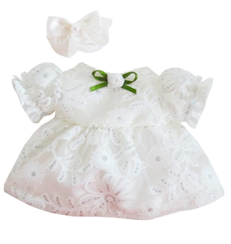 "SWEET DRESS CREAM 22"" LOVELY"